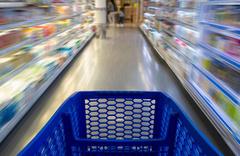 Marketten alışveriş yaparken daha fazla harcamayın!