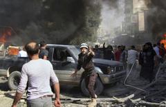 Esad rejimi İdlib'e saldırdı: Ölü ve yaralılar var!