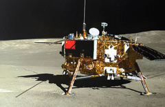 Ay'da ekilen tohumlar filizlendi Ay astronotların tarlası olacak