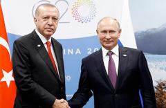 Lavrov'dan açıklama! Erdoğan ve Putin ne konuşacak?