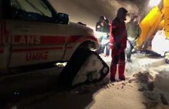 Kafasına kar düştü öldü! 71 yaşındaki kadının sonu