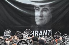 Gazeteci Hrant Dink ölümün 12'inci yılında anıldı