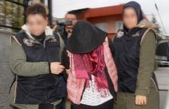 Bursa'da DEAŞ operasyonu 2'si Fransız kadın 12 kişi gözaltına alındı
