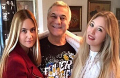 Mehmet Ali Erbil'in durumuyla ilgili iyi haber yok kızı dua istedi