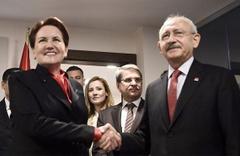 CHP ve İYİ Parti'nin anlaşamadığı ilçeler!