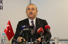Mevlüt Çavuşoğlu: Kaşıkçı cinayeti örtbas ediliyor