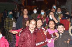 İzmirliler gece yarısı sokağa döküldü! İşin aslı sonra anlaşıldı