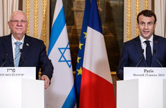 Macron: İsrail sömürgesinin artması şiddeti besliyor