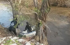 Cesedi 13 gün önce nehirde bulundu!
