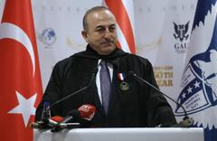 Bakan Çavuşoğlu'ndan Kıbrıs'ta sondaj müjdesi