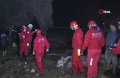 Muğla'da sel sularına kapılan genç öğretmen öldü