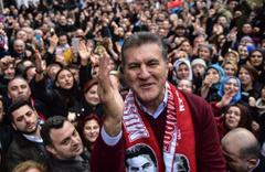 Mustafa Sarıgül'den Şişli çıkarması miting düzenledi