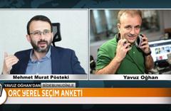 Pösteki: AK Parti ilk kez bir seçime bir çok yerde geriden başlıyor