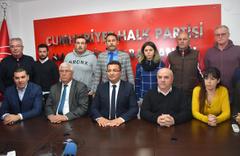 CHP Marmaris ilçe yönetimi topluca istifa etti