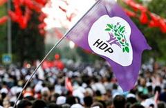 HDP İstanbul Adana ve İzmir'den aday çıkarmayacak