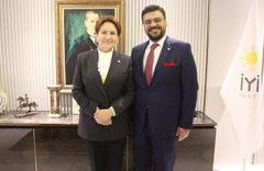 İyi Parti'de istifa depremi! Manisa milletvekili Tamer Akkal istifa etti
