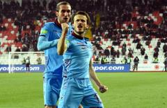 Trabzonspor'u altyapısı sırtlıyor