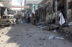 Esed rejimi İdlib'de katliam yaptı: Çok sayıda ölü ve yaralı var!