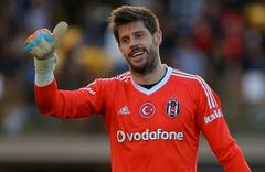 Karius'un pabucu dama atıldı! Beşiktaş Fabri'ye kucak açtı