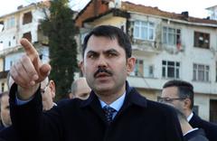 Bakan Murat Kurum açıkladı betonda elektronik dönem