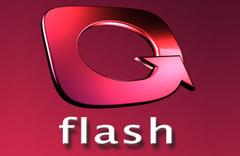 Flash TV'de neler oluyor ekranı karartıldı ama...