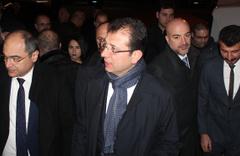 Ekrem İmamoğlu'ndan Binali Yıldırım'ın istifasına ilişkin açıklama