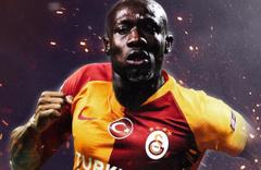 Galatasaray'ın yeni golcüsü Mbaye Diagne resmen açıklandı