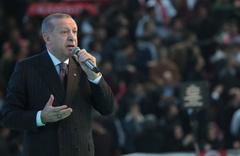 Erdoğan Ak Parti'nin 11 maddelik seçim manifestosunu açıkladı