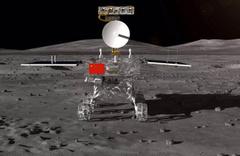 Çin Ay'ın gece sıcaklığını keşfetti ! Eksi 190 dereceymiş