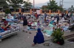 Endonezya'da 7 büyüklüğünde deprem!