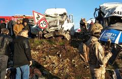 Şanlıurfa'da son dakika korkunç kaza! Ölü ve yaralılar var