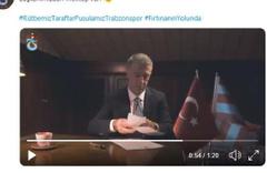 Trabzonspor'dan Ankaragücü maçına 'videolu' davet