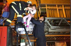 Bursa'da 5 katlı binada korkutan yangın! İçeride 15 kişi vardı