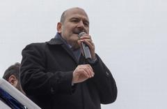 İçişleri Bakanı Süleyman Soylu: 'PKK fare gibi kaçıyor'