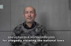 Uygur Türkleri halk ozanı Abdurrehim Heyit'in videosu çıktı