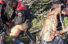 Polis yarı çıplak ormanda yakalamıştı: Akıbeti belli oldu!
