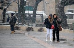 2 gün fırtına ve yağmur perşembe soğuklar ve kar yağışı geliyor