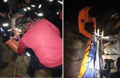 Marmaris'te korkunç olay! 60 metrelik uçuruma düştü