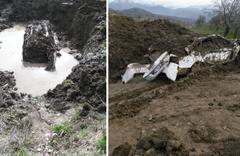 PKK'ya ağır darbe! 7 yıl önce çalınan lüks araç bakın nasıl çıkarıldı