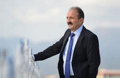 Muğla'nın Fethiye ilçesinin Belediye Başkanı Behçet Saatcı partisinden istifa etti!