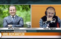 Murat Gezici ile Yavuz Oğhan arasında anket tartışması
