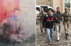 Okulda ücretli öğretmenlik yapan PKK'lı yakalandı