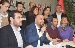 CHP'de sular durulmuyor Çorlu teşkilatı istifa etti