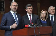 Adalet Bakanı Abdulhamit Gül : Kartal'daki enkaz işin üstünü örtmeyecek
