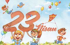 23 Nisan'da kaç gün tatil var 2019 hangi güne denk geliyor?