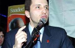 Erbakan: AK Parti SP'ye gelsin