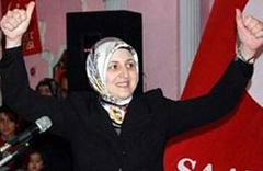 Erbakan'ın kızı AK Parti için ağır konuştu