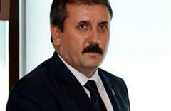 Mustafa Destici AK Parti'ye saydırdı