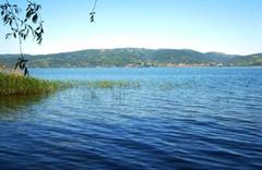Sapanca Gölü'ndeki çekilme devam ediyor!