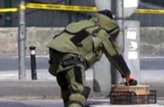 Edirnekapı'da şüpheli paket alarmı